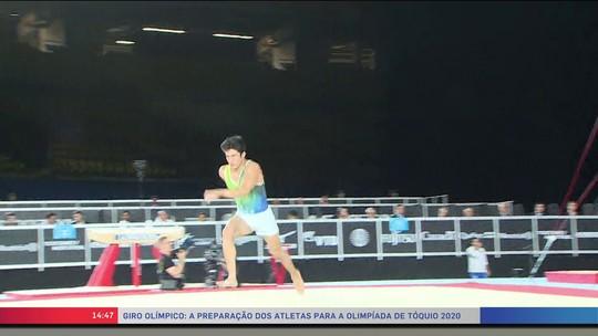 Guilherme Costa analisa campanha brasileira no Mundial de ginástica