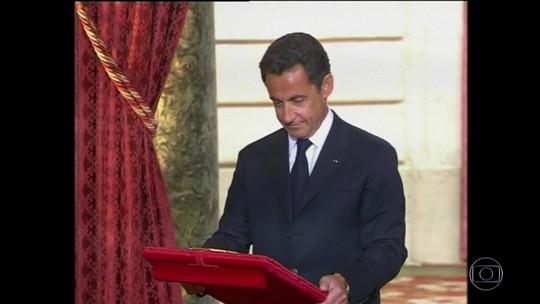Sarkozy vai ser julgado por corrupção e tráfico de influência