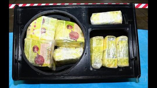 Austrália faz apreensão recorde de metanfetamina