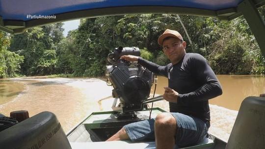 'Partiu Amazônia' foi até Serra do Divisor, no Acre; reveja