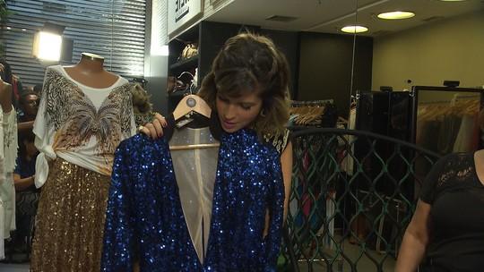 'Expresso' garimpa no bazar da cantora Ivete Sangalo