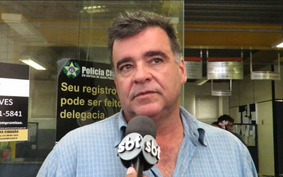 Motorista diz que ação dos criminosos foi 'horrível' (Foto: Bruno Albernaz / G1 Rio)