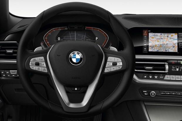 BMW Série 3 2019 reestilizado (Foto: Reprodução)