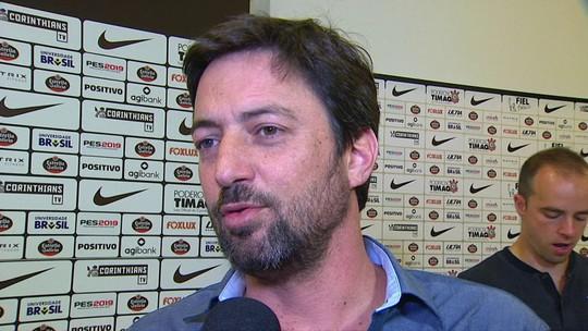Diretor banca Jair no Corinthians em 2019 e confirma interesse em Richard, do Fluminense