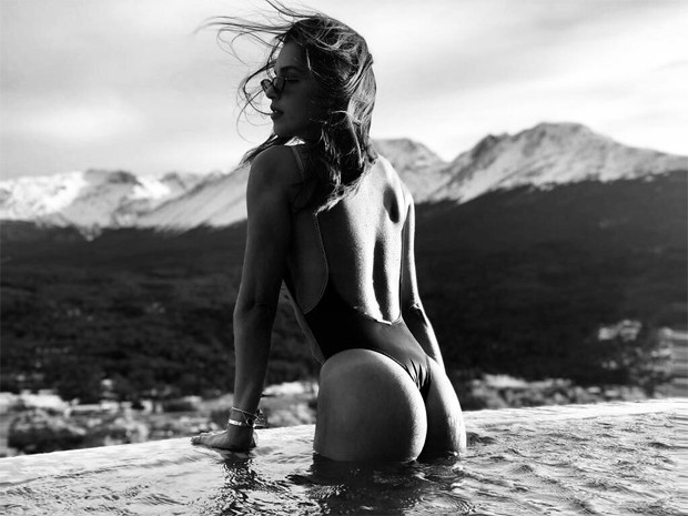 Mariana Rios em Ushuaia (Foto: Reprodução/Instagram)