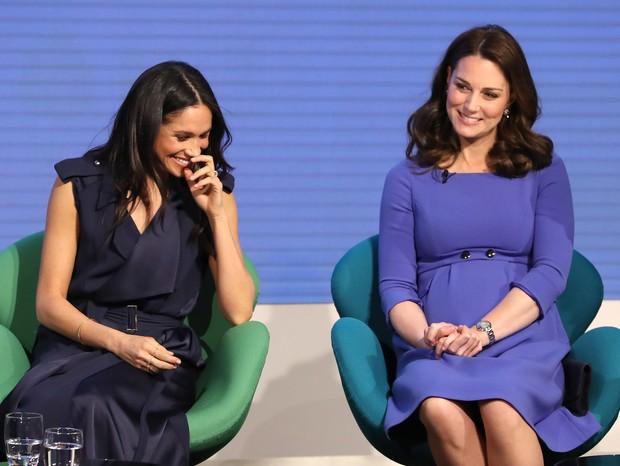 Meghan Markle e Kate Middleton (Foto: Getty)