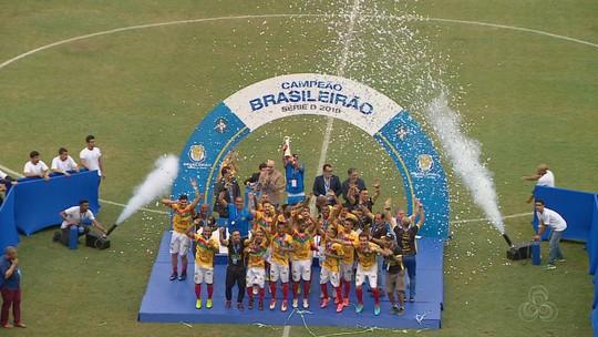 Segunda final milionária, Manaus x Brusque quebra recorde que durava 4 anos na Série D; ranking