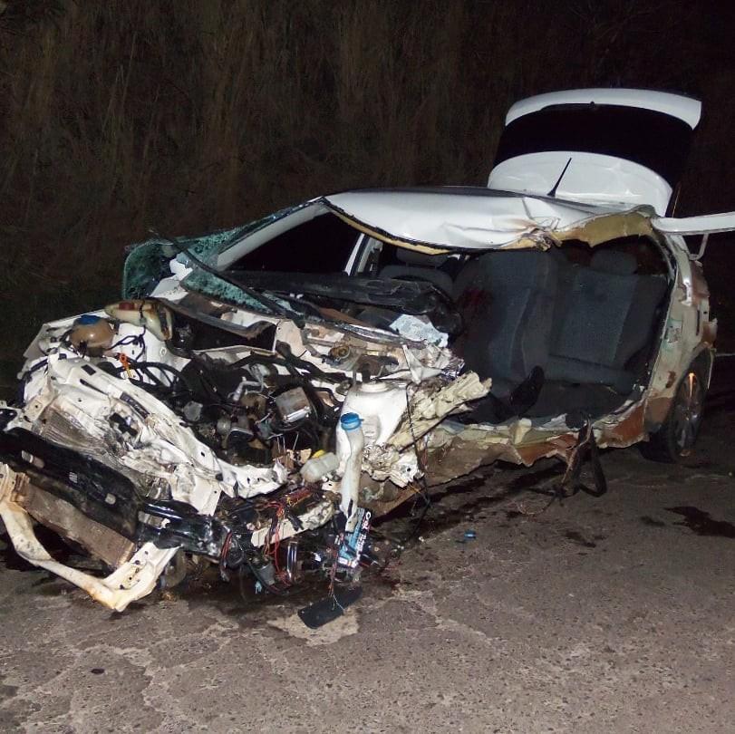 Colisão entre carro e caminhão mata jovem de 22 anos na Rodovia Assis Chateaubriand