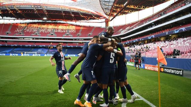 PSG chega à sua primeira final de Liga dos Campeões na história