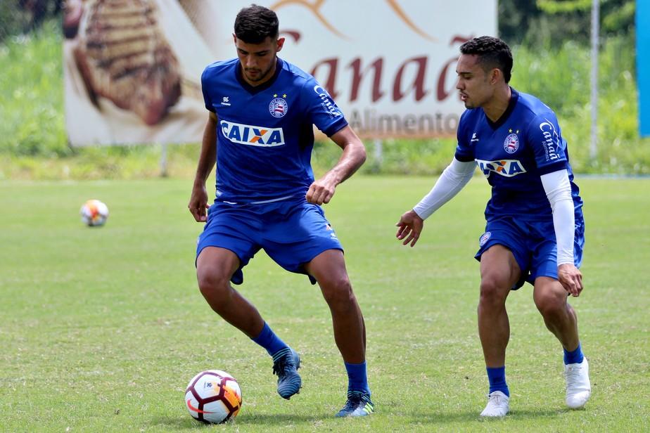 Com ascensão meteórica, Ignácio surge como opção para partida contra o Paraná