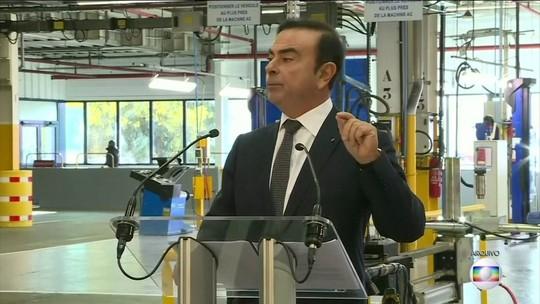 Carlos Ghosn teria comprado e reformado imóveis em 4 países com fundos da Nissan