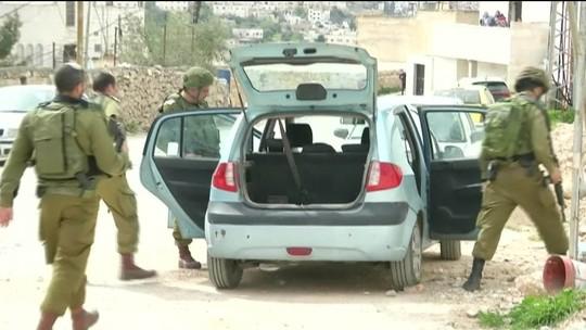 Israelense morre e outros dois ficam feridos em ataque na Cisjordânia