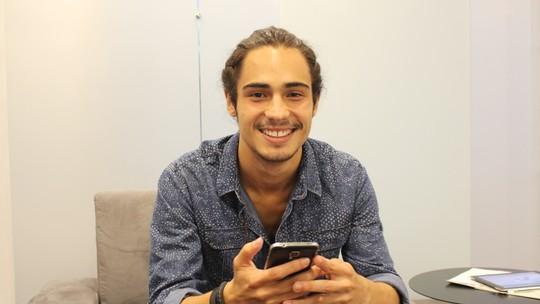 Danilo Mesquita comenta destino de Nicolau em conversa com fãs nas redes