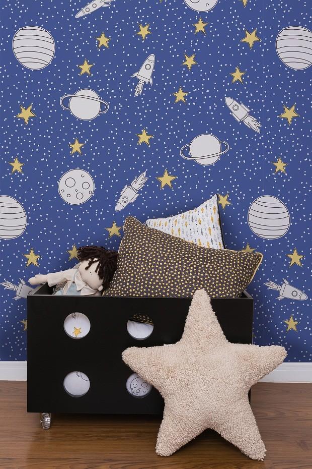 papel-de-parede-quarto-de-bebê  (Foto:  )