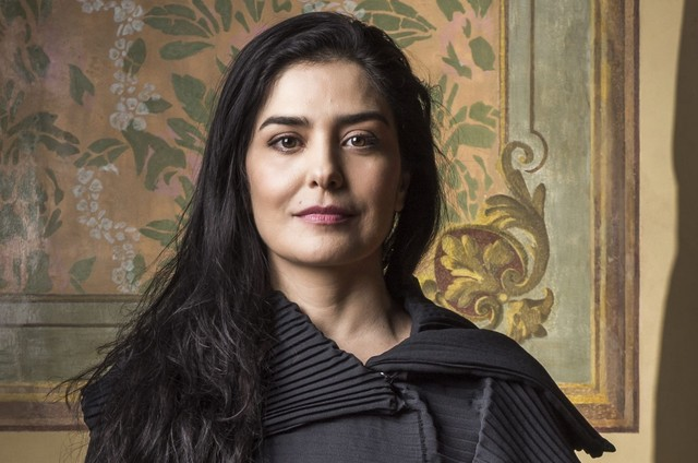 Leticia Sabatella (Foto: João Miguel Júnior/TV Globo)