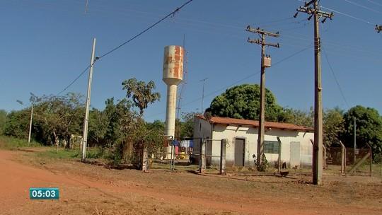 Moradores de comunidade em Santo Antônio de Leverger (MT) estão sem água encanada há quase um ano