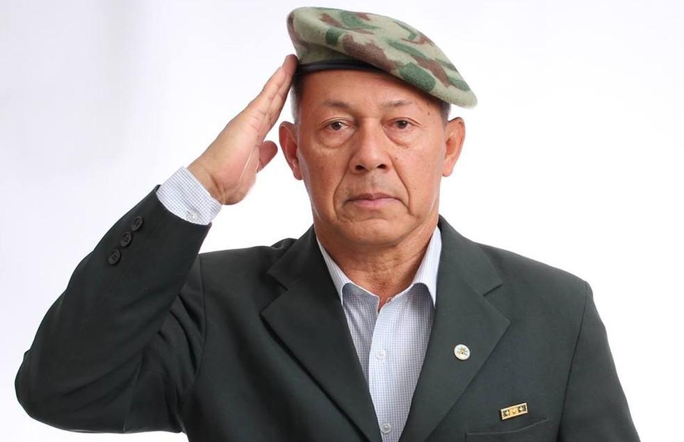 Coronel Chrisóstomo — Foto: Reprodução/Facebook