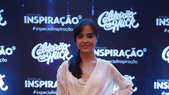 Bella Piero comenta homenagem no 'Especial Inspiração': 'Realizada em poder ajudar'