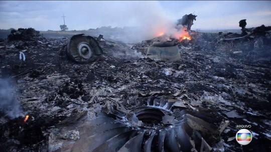 Três russos e um ucraniano são acusados por queda do voo MH-17 da Malaysia Airlines
