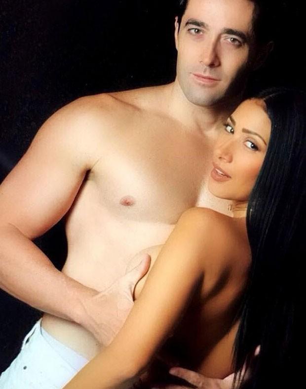 Simaria e Vicente  (Foto: Reprodução)