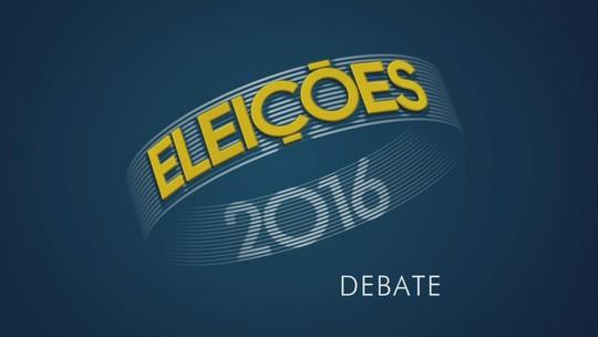Candidatos à Prefeitura de Guarujá participam de debate na TV Tribuna