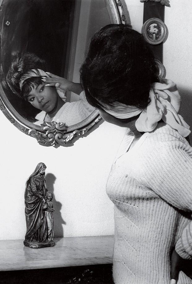 Cultura Elza - Imagem clicada em 1966 (Foto: Divulgalção)