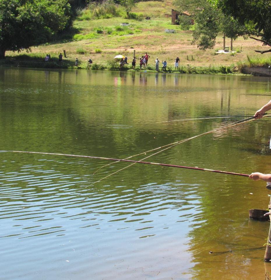 Campeonato de Pesca movimenta Cidade da Criança neste sábado