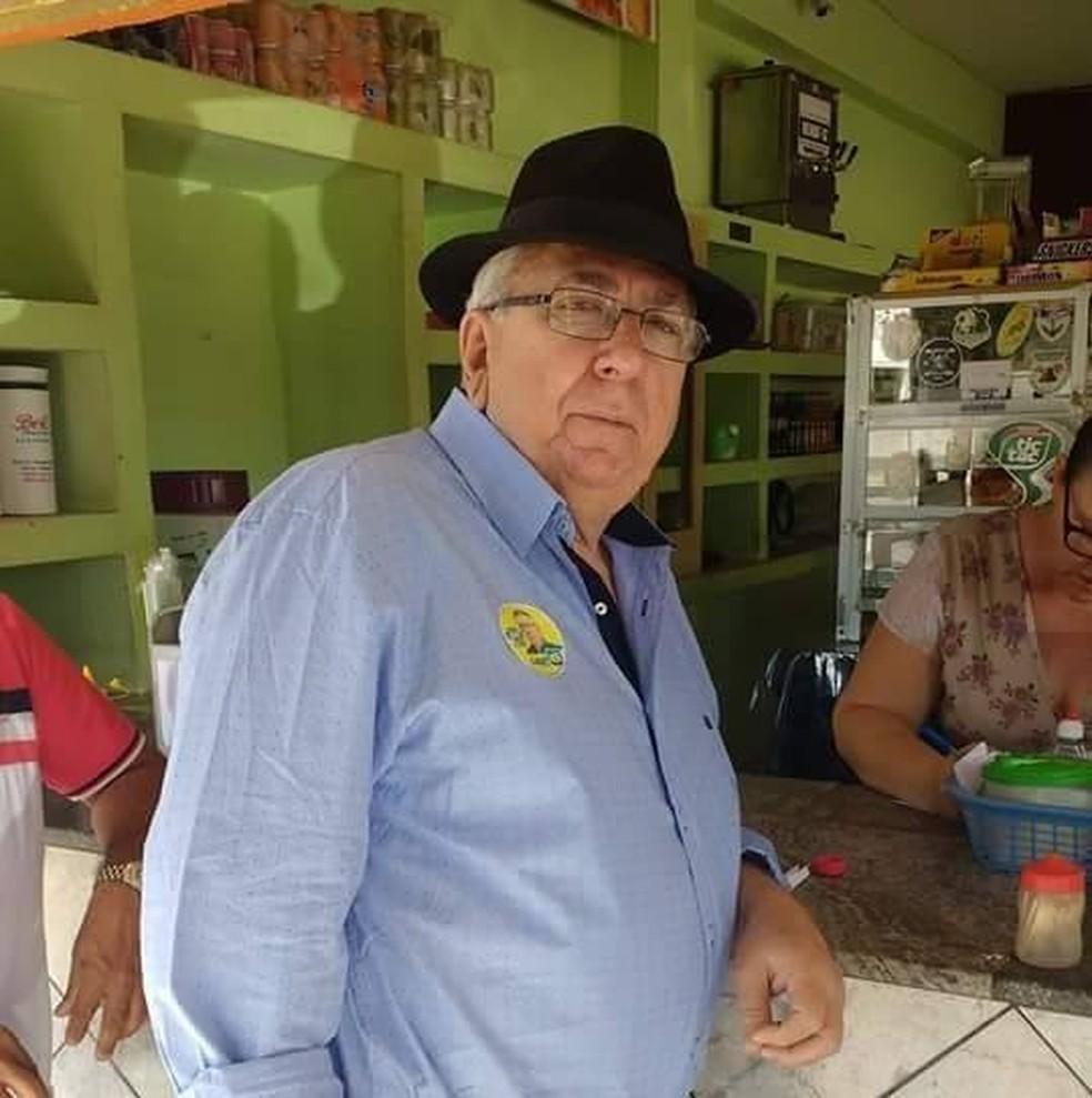 Lauri Ferreira Brejo dos Santos — Foto: Divulgação/Prefeitura de Brejo dos Santos