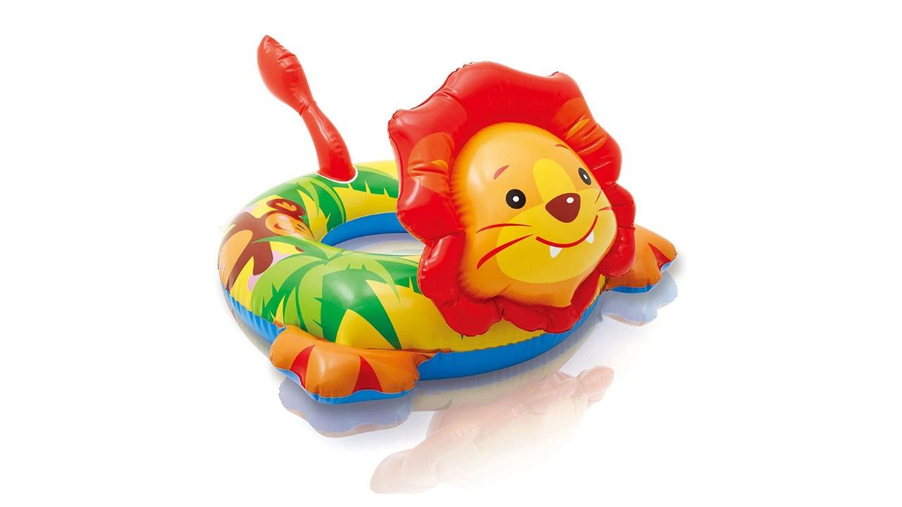 Boias divertidas para animar sua piscina (Foto: Reprodução/Amazon)