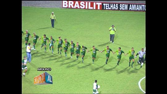 A marca do Hulk: Coruripe tem a fama de estragar a festa dos grandes no Alagoano