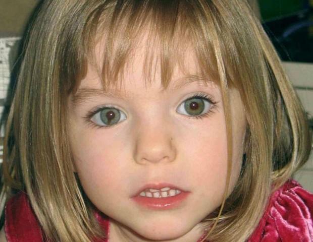 """Madeleine McCann, desaparecida em 2007, quando tinha 3 anos (Foto: Divulgação/Reprodução Livro """"Madeleine"""")"""