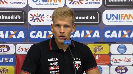 Escolhido por Tencati, Wesley Natã espera suprir ausência de Tomas Bastos