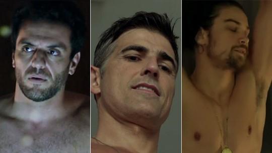 Alex, Anthony ou Leo: qual gato teve a cena mais quente em 'Verdades Secretas'?