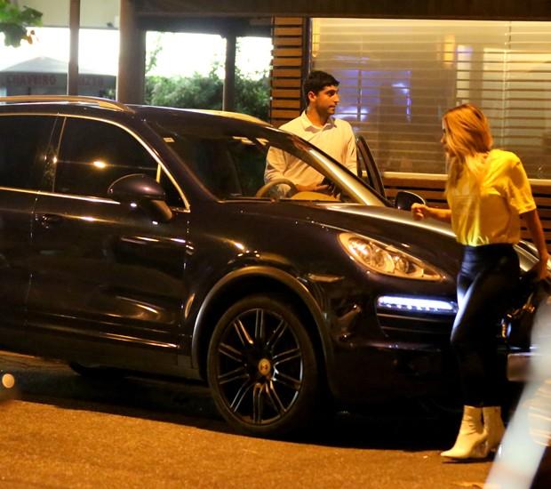 Anitta e Thiago Magalhães (Foto: Thiago Martins/AgNews)