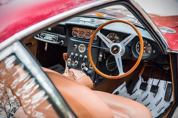 Lamborghini 400 GT de Paul McCartney (Foto: Divulgação)