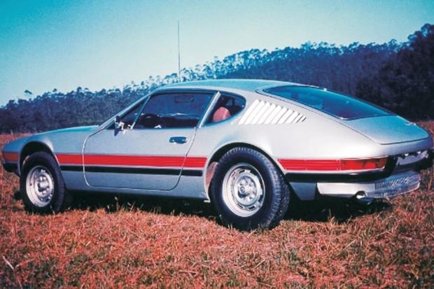 Volkswagen SP2 dado de presente a Michael Jackson nos anos 70 (Foto: Reprodução)