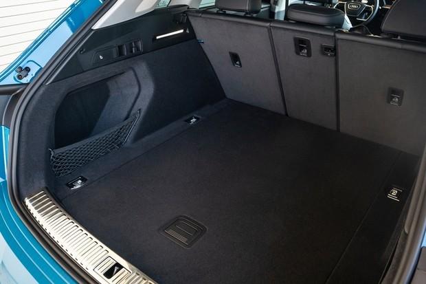 Porta-malas Audi e-tron (Foto: Divulgação)