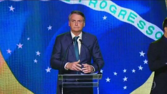 Bolsonaro diz que novo partido estará fora da eleição se TSE barrar assinatura eletrônica