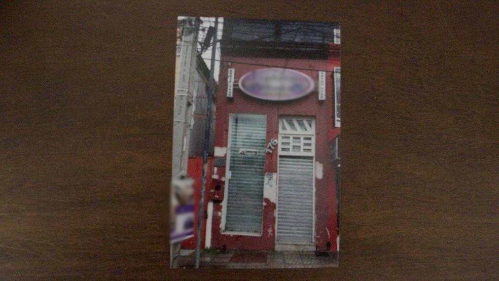 Casa de Anayde Beiriz foi transformada em estabelecimento comercial, na rua Santa Elias, em João Pessoa — Foto: Dani Fechine/G1