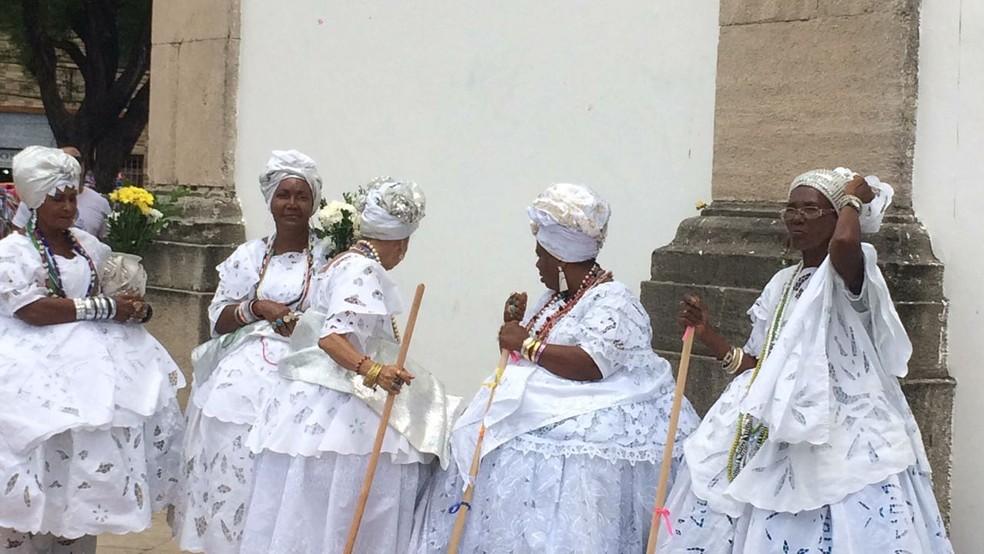 Lavagem do Bonfim Foto Andra SilvaTV Bahia