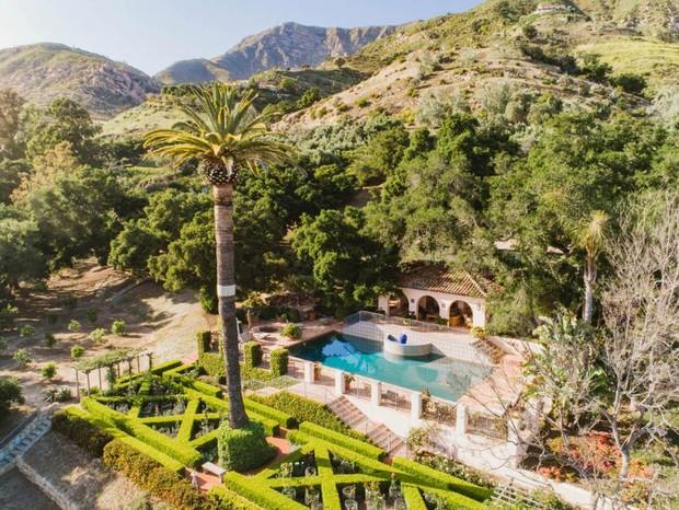 Katy Perry e Orlando Bloom compram mansão de quase R$ 80 milhões (Foto: Divulgação)