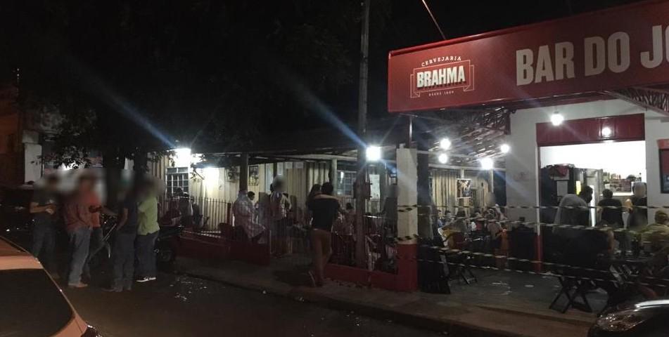 Justiça condena bar a cumprir normas sanitárias de combate à Covid-19, mas rejeita pagamento de indenização por dano moral coletivo