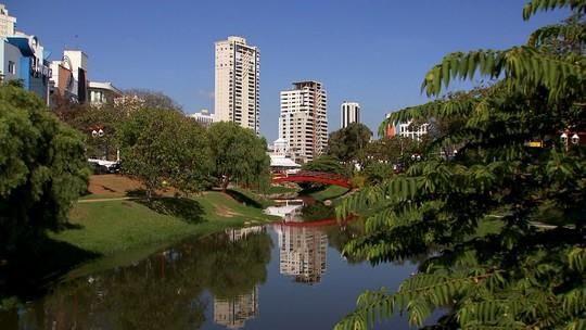 Sorocaba é a cidade dos parques e das feiras