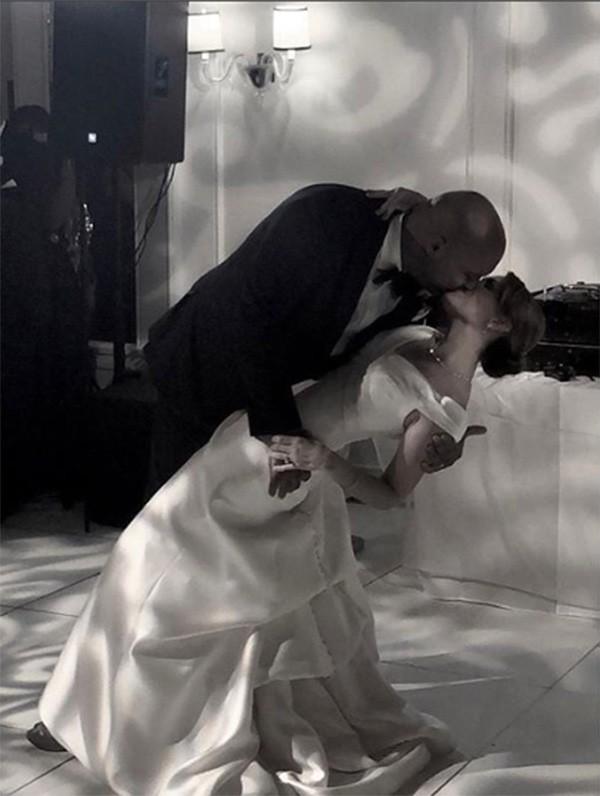 Shawn McDonald, sobrinho de Mariah Carey, e a noiva Brie Strohmeyer (Foto: Instagram)
