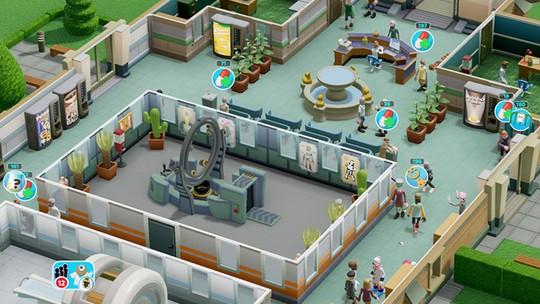 Two Point Hospital | Jogos | Download | TechTudo