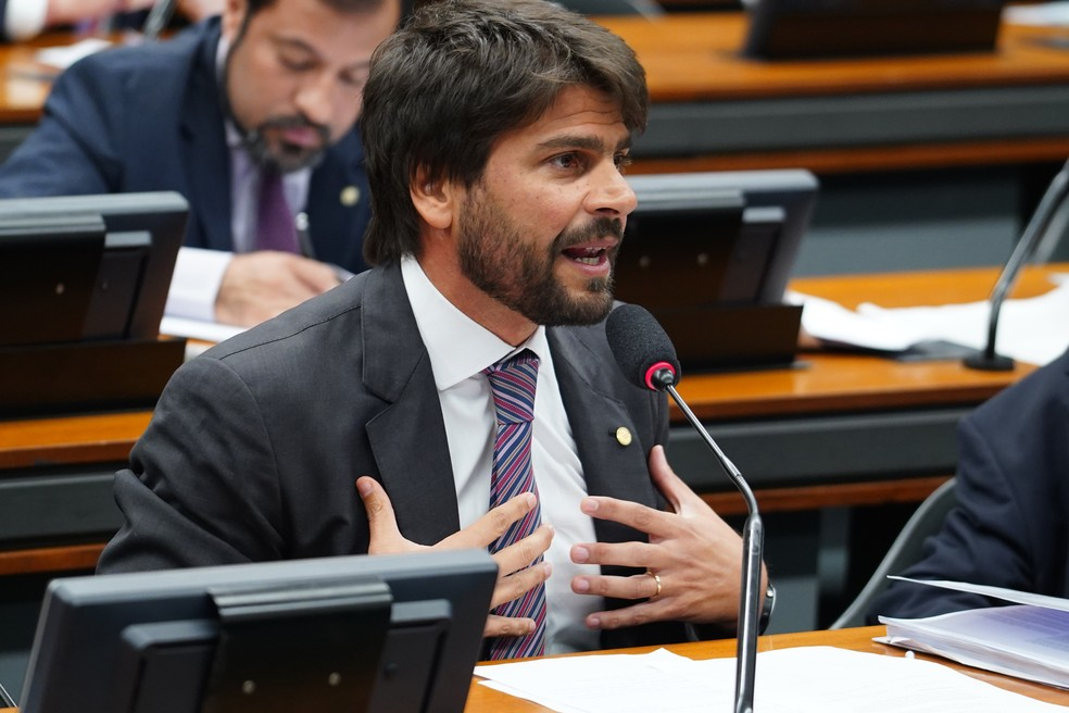 Pedro Paulo, deputado federal — Foto: Pablo Valadares/Câmara dos Deputados