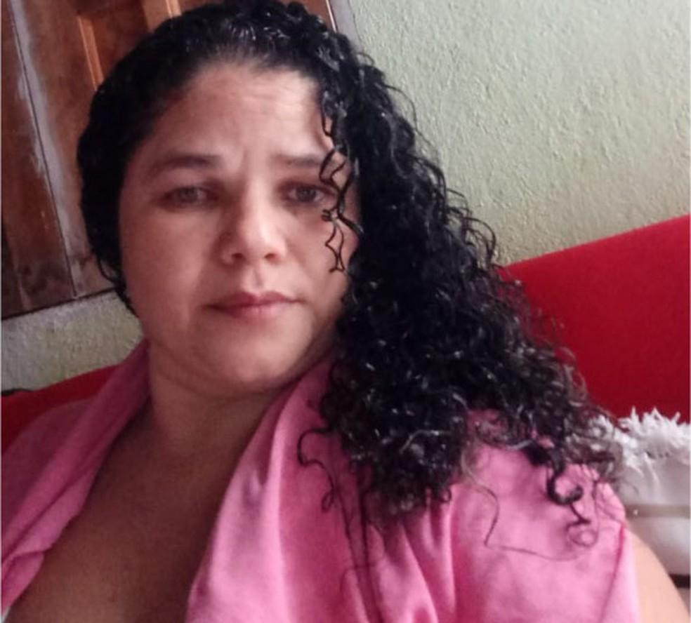Luciene Alves dos Santos — Foto: Reprodução/Redes Sociais