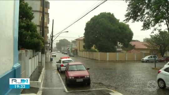 Meteorologia prevê quarta-feira de sol entre nuvens no Sul do Rio