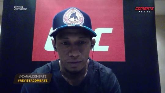 Iuri Marajó fala sobre próximo duelo no UFC