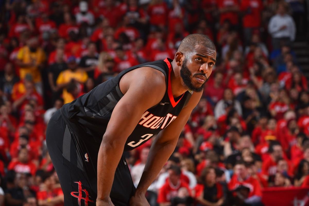 Rockets confirmam lesão, e Chris Paul está fora do Jogo 6 da final   nba   Sportv